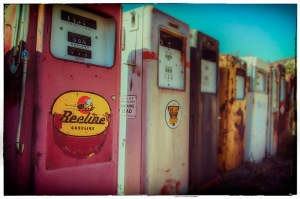 Beeline - Vintage Antique Pumps, New Mexico