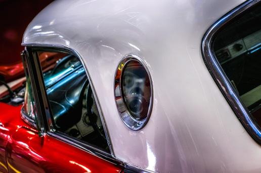 Candy - 1957 Thunderbird Convertible