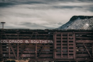 Colorado and Southern - Boxcar