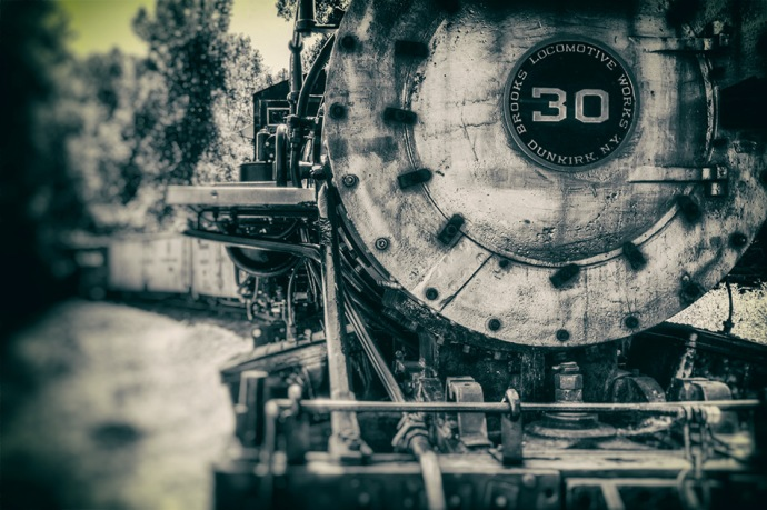 Engine 30 - Locomotive