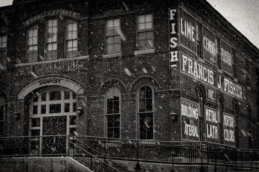 Fisher Building - Denver