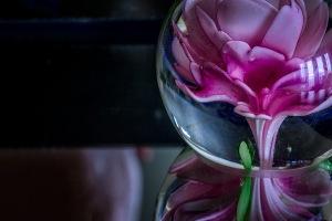 Flower - Glass Sculpture