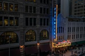 Gotham - Paramount Theatre Neon, Denver
