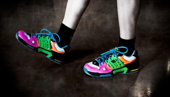 Kicks - Colorful Sneakers