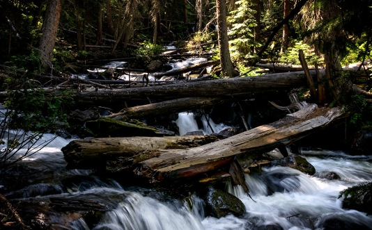 Rush - Lower Cataract Lake CO