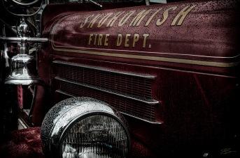 Snohomish FD - Classic Fire Engine