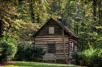 Solitary - Cabin Reynolda Gardens