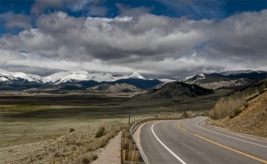 South Park - Kenosha Pass, CO