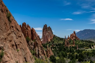 `Spine - Garden of the Gods, Colorado Springs