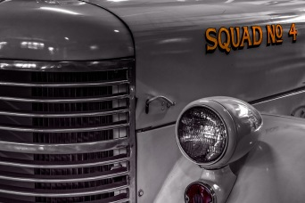 Squad 4 - -Classic Denver Fire Department Engine