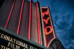 WYO Theatre Neon - Sheridan WY