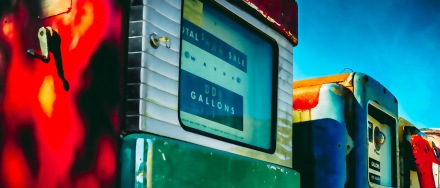 00 Gallons: Antique Gas Pumps, Classical Gas Museum
