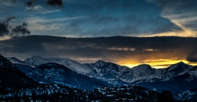 Winter Solstice 2017: Rocky Mountain National Park