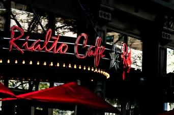 Rialto Cafe Neon