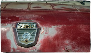 Ford Tough: 1957 Ford F-100