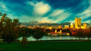 City Park Pavilion - Denver