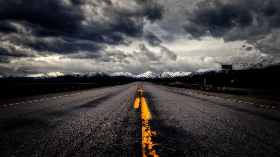 Do Not Pass - Highway 285, Colorado